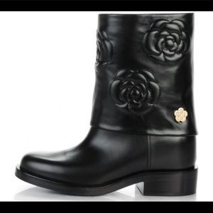 42ca2865e10 Women s Chanel Quilted Boots on Poshmark